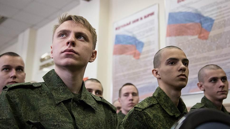 Как КС готовился рассмотреть серию дел о сроках призыва в армию