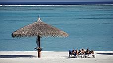 Туристов напугали Мальдивами