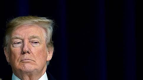 К Дональду Трампу назрел российский вопрос // Адвокаты президента США не хотят пускать его на беседу со спецпрокурором
