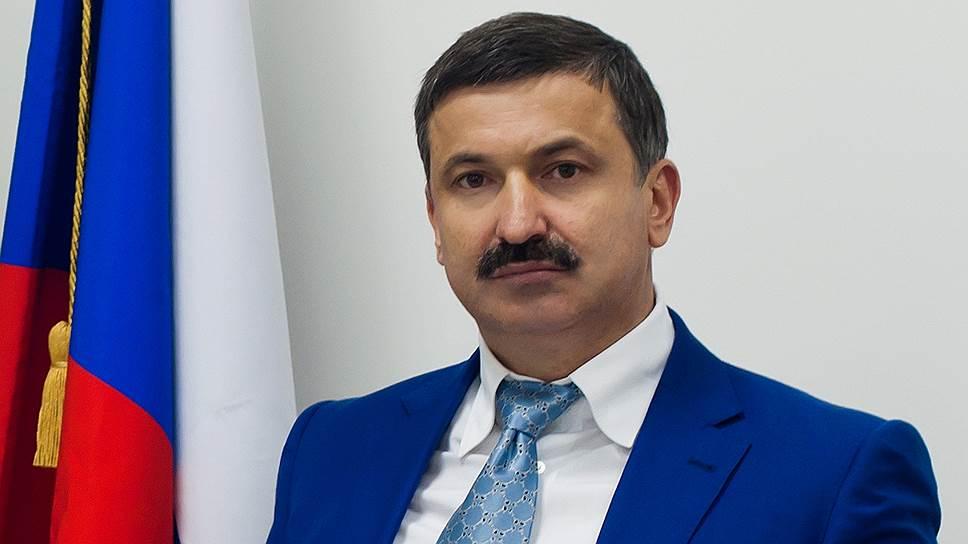 Бывший полпред главы Чечни на Украине Рамзан Цицулаев