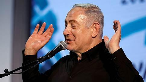 Израильские ракеты испытали сирийскую ПВО // Удар последовал сразу после поездки на границу премьера Нетаньяху