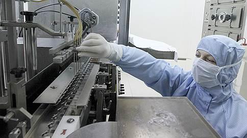 «Ростех» откажется от лекарств // Госкорпорация готова продать «Нацимбио»
