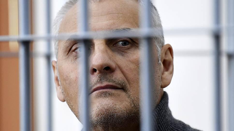 Александр Хорошавин получил срок, затребованный прокуратурой