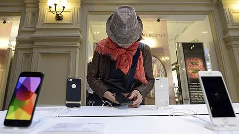 Ритейлерам вернули iphone // Смартфоны Apple лидируют в программах trade-in