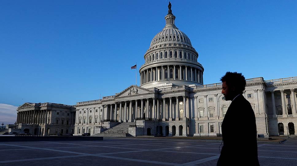Как Конгресс США утвердил масштабное увеличение госрасходов