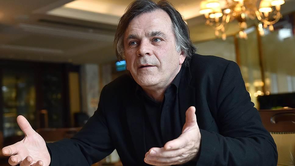Художественный руководитель Зальцбургского фестиваля Маркус Хинтерхойзер