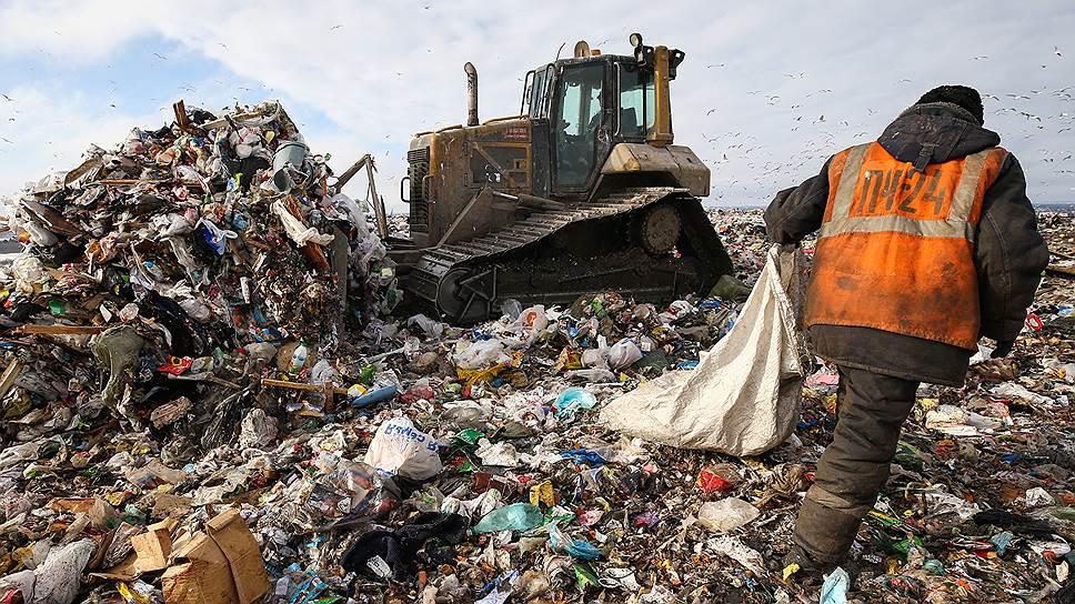 Вице-премьер Александр Хлопонин поставил цели мусорной отрасли