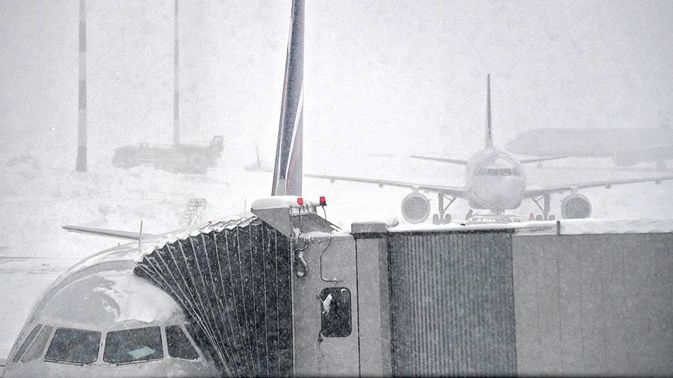 Почему в аэропорту Шереметьево случился сбой обработки грузов