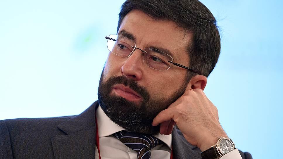 Генеральный директор Государственной корпорации «Агентство по страхованию вкладов» Юрий Исаев