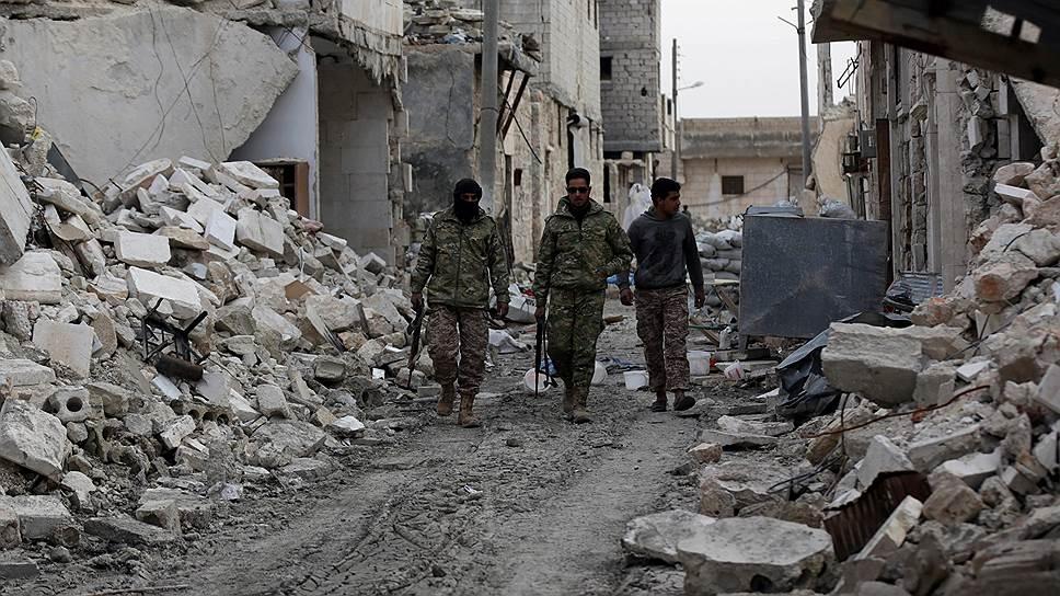 Как в Сирии погибли бойцы «ЧВК Вагнера»
