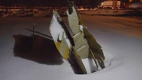 Экипаж столкнулся с раздвоением скорости // Ан-148 мог разбиться из-за обледенения приборов