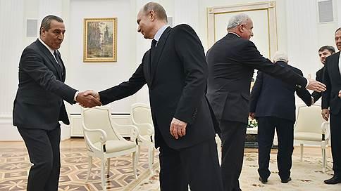 Махмуду Аббасу перевели Дональда Трампа на русский // Глава Палестины приехал в Москву обсудить новый механизм урегулирования на Ближнем Востоке