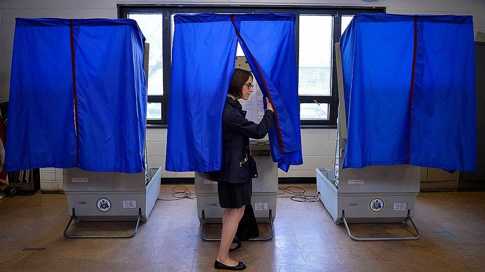 Как в США идет подготовка к выборам в Палату представителей