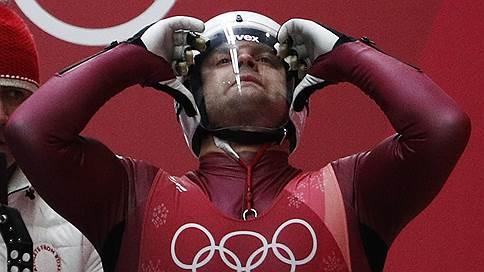 Семен Павличенко ускользнул домой  / Российского саночника досрочно выдворили с Олимпиады