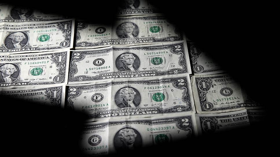 Почему доллар пошел вниз