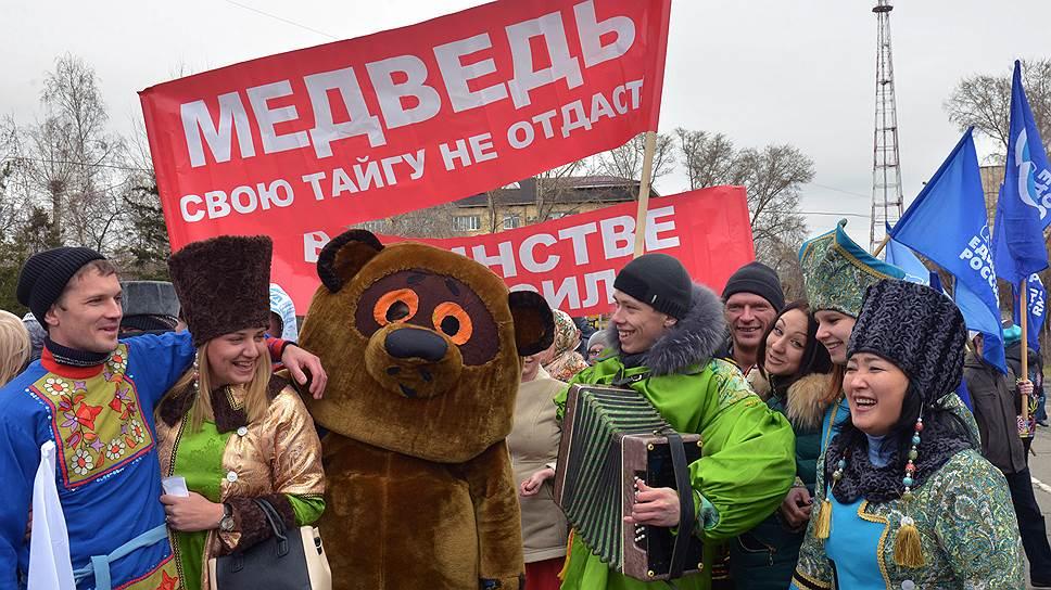 Эксперименты с новым стилем «Единой России» начали с молодежного крыла