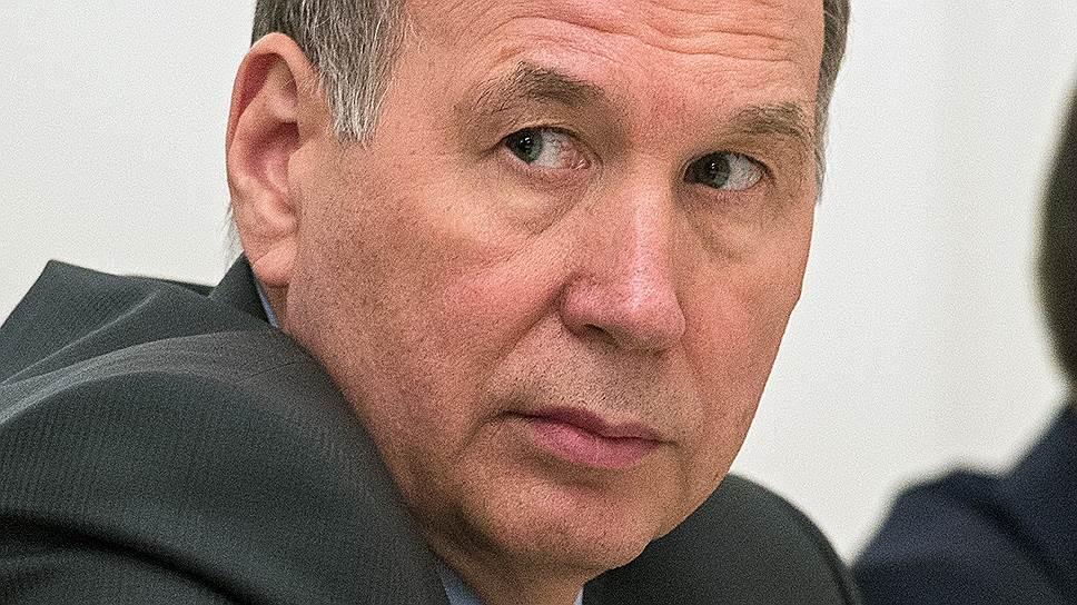 Как Александр Кирилин был отстранен от должности по суду