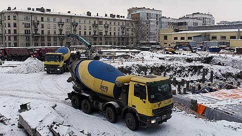 Под катарскими инвесторами позеленел участок // Проект QIA в Санкт-Петербурге может быть заморожен
