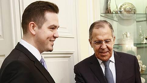 Россия и Молдавия припомнили язык дипломатов // Министры иностранных дел Сергей Лавров и Тудор Ульяновски договорились налаживать отношения