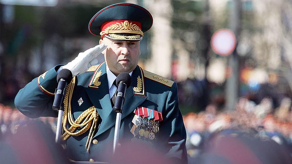 Зачем в Сирию может быть переброшен главком ВКС Сергей Суровикин