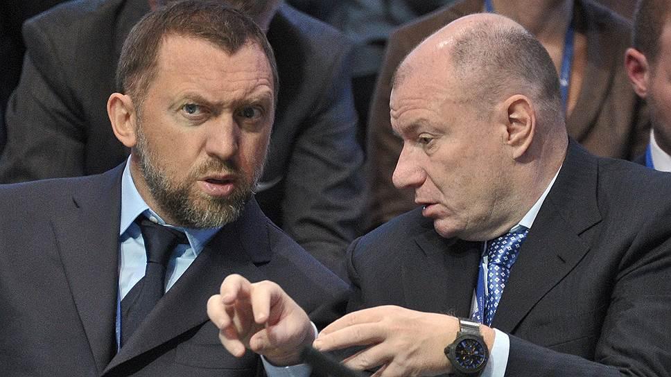 Как Олег Дерипаска планирует выкупить у «Интерроса» Владимира Потанина 30,4% «Норникеля»