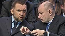 Олег Дерипаска (слева) и Владимир Потанин смогли мирно прожить в «Норникеле» последние пять лет, но теперь вновь борются за контроль над компанией