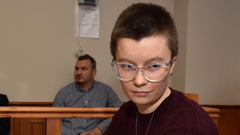 Адвокат Дарьяна Грязнова (на фото) не сумела убедить суд доводами об общественной значимости дела Валленберга