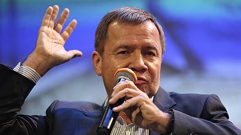 Акционеры «Норникеля» вспомнили о посреднике // Примирением сторон конфликта вновь может стать Валентин Юмашев