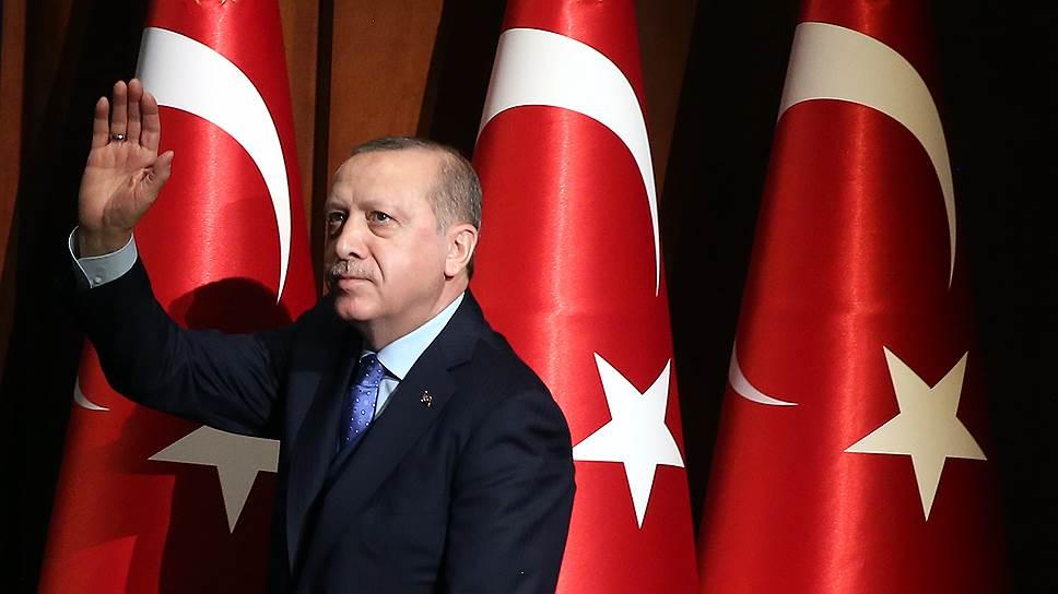 С кем забыл договориться Реджеп Эрдоган насчет Африна