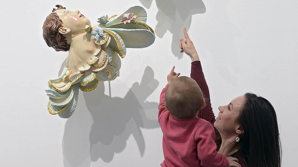 Многие посетители Русского музея не подозревают, что в нем хранится и современное западное искусство — например, работы Джеффа Кунса