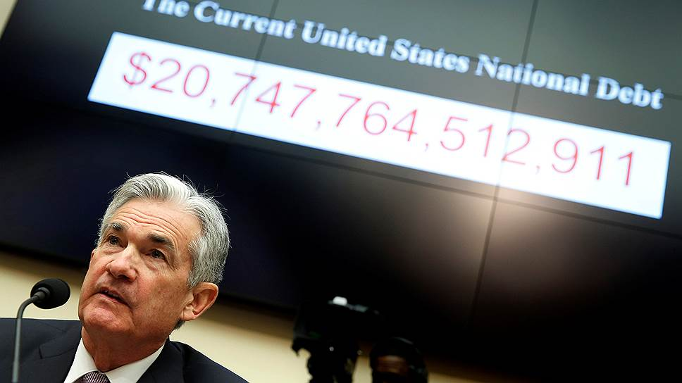 Новый глава ФРС Джером Пауэлл ждет повышения инфляции, улучшения внешнеэкономических условий и эффекта от фискальной реформы в США