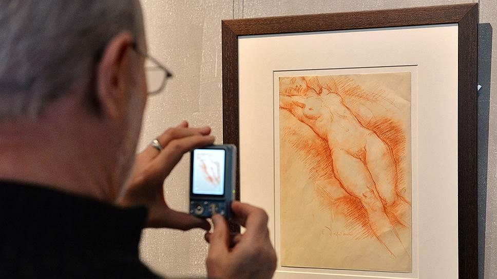 Рисунки французских ваятелей учат правильно рассматривать их скульптуры