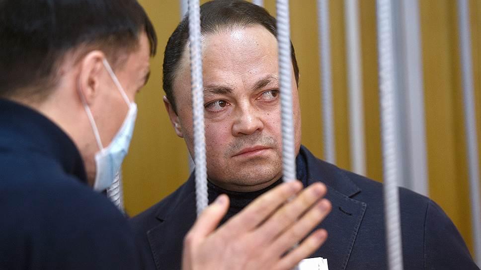 Что инкриминируют бывшему мэру Владивостока Игорю Пушкареву