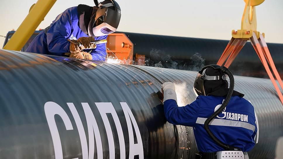 Как «Газпром» поставляет в Китай неочищенный газ