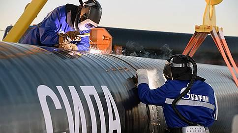 Поставкам газа в Китай добавят жирности // «Газпром» не сможет заработать на продажах этана