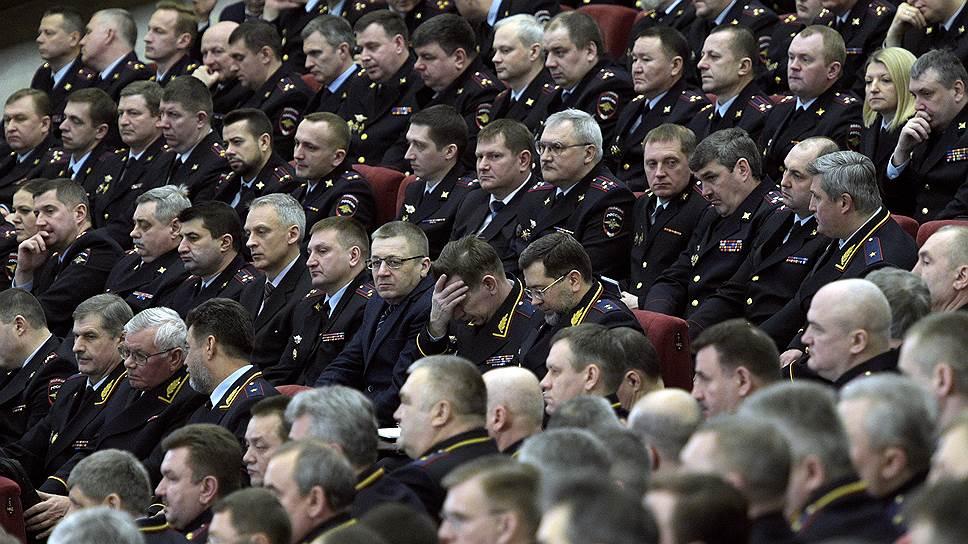 Сотрудникам МВД удалось сохранить полный контроль над оперативной ситуацией в стране