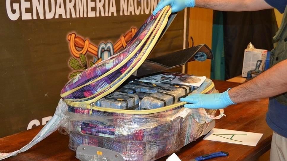 Контрабандные поставки наркотиков военными бортами могли осуществляться с 2012 года