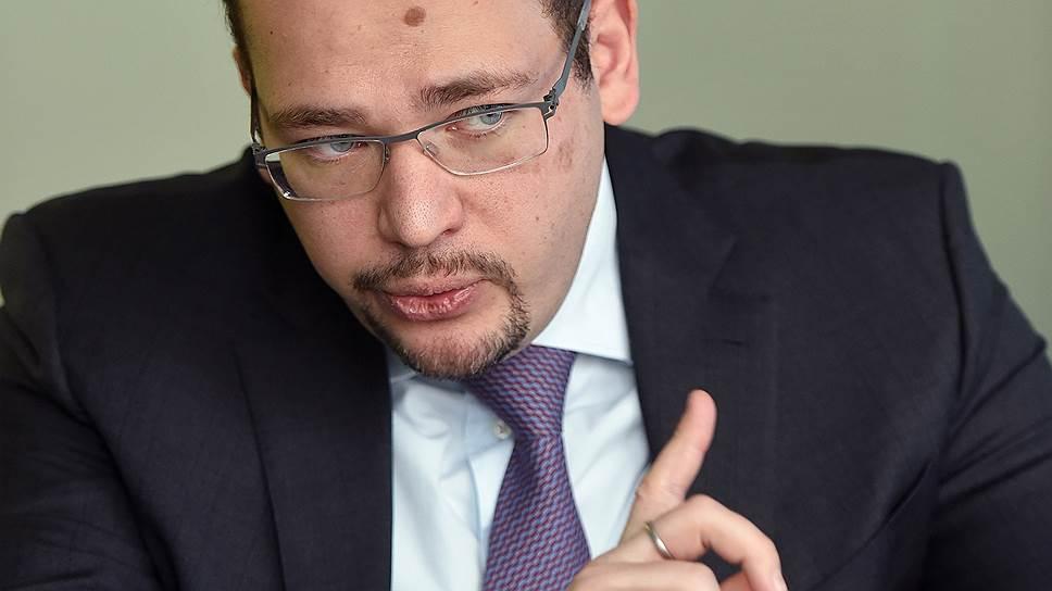 Гендиректор «Аэропортов регионов» Евгений Чудновский