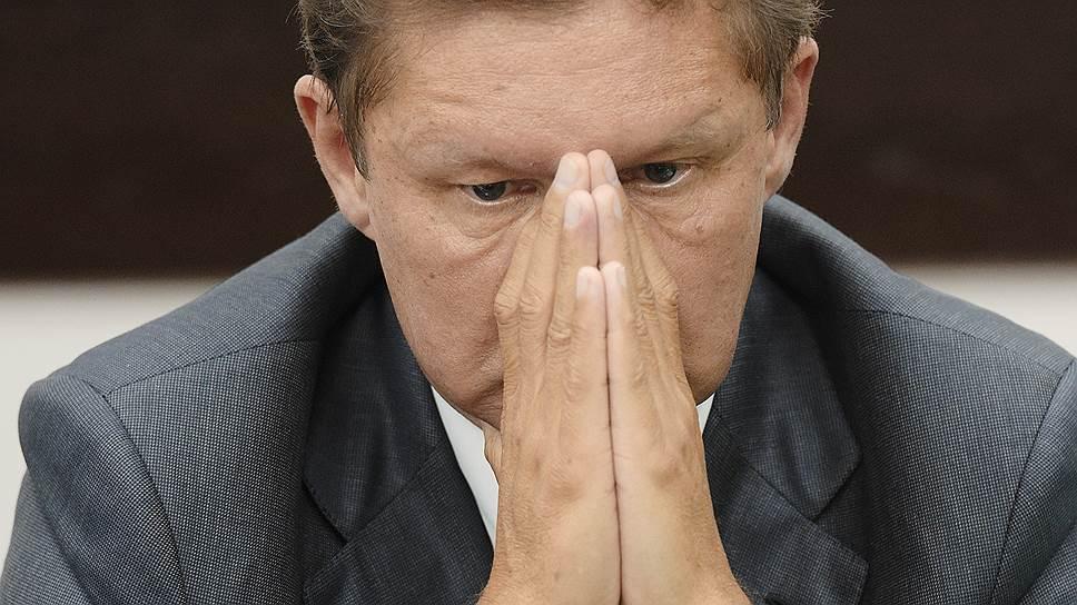 Почему «Газпром» расторгает контракты с «Нафтогазом Украины»