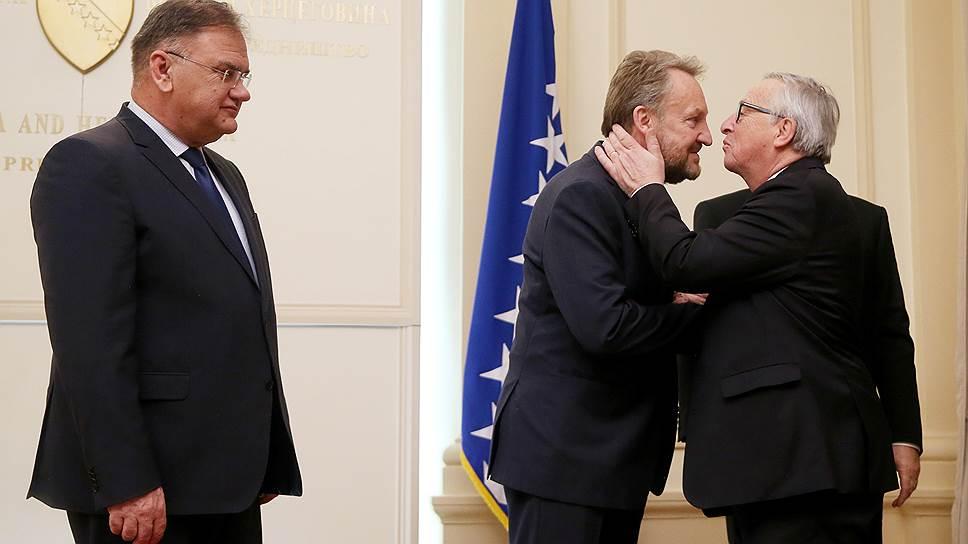 ЕС не хочет усиления США и России на Балканах