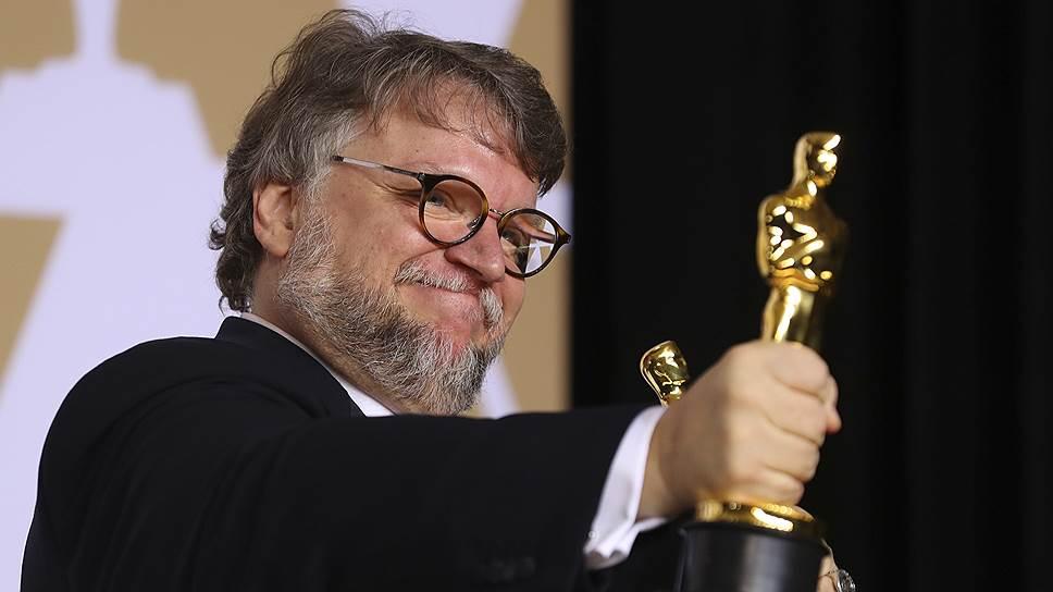 «Форма воды» получила больше «Оскаров», чем смог унести ее режиссер Гильермо дель Торо