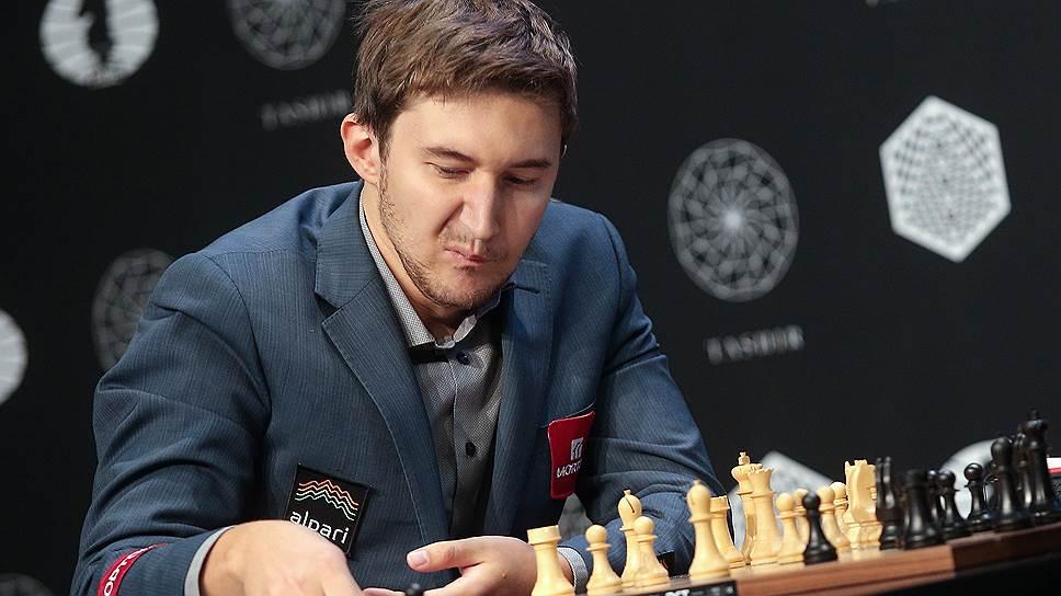 Еще год назад Сергея Карякина точно называли бы фаворитом кандидатского турнира. Однако результаты гроссмейстера в 2017 году совершенно не соответствовали масштабу обрушившейся на него популярности
