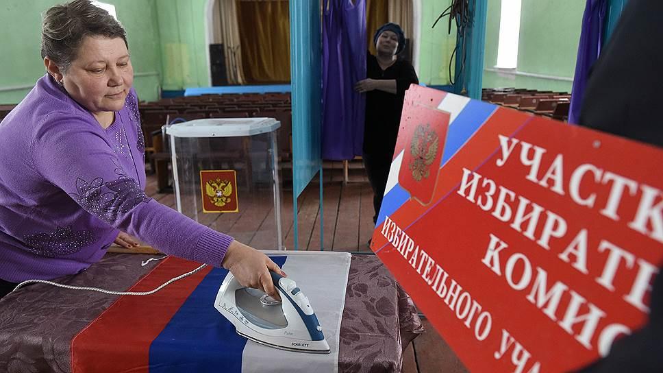 Сторонники кандидатов в президенты готовятся отреагировать на результаты выборов