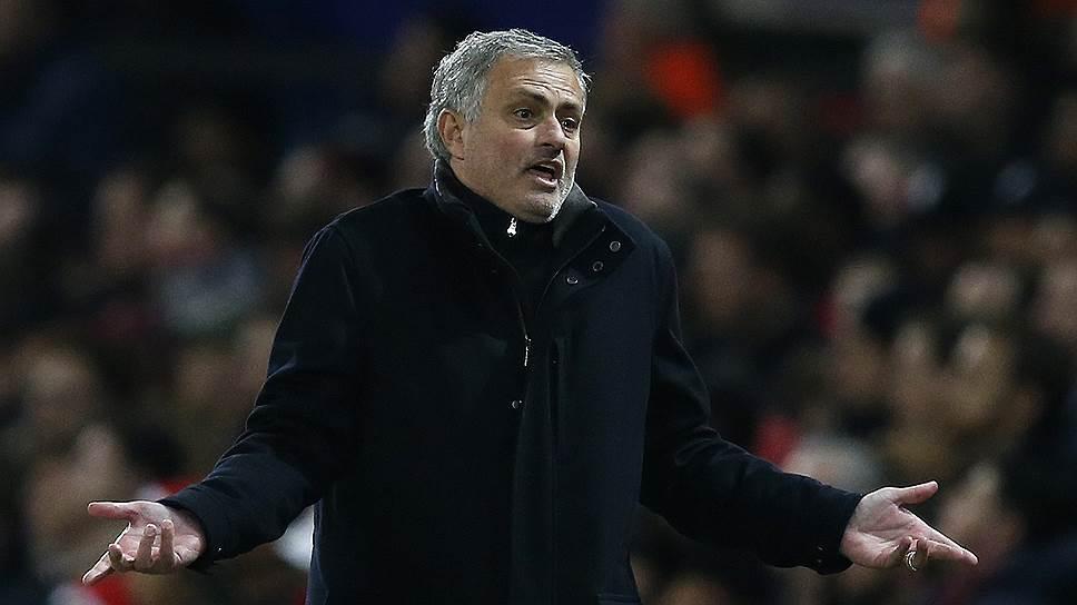 По словам главного тренера «Манчестер Юнайтед» Жозе Моуринью, ничего «нового» в вылете его команды на стадии 1/8 финала Лиги чемпионов нет