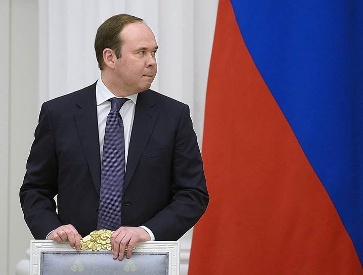 Антон Вайно поставил задачу «детальной разработки каждого пункта послания» Владимира Путина