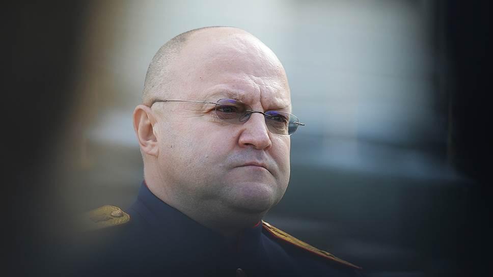 Генерал-майор СКР объяснил, почему его и коллег преследует ФСБ