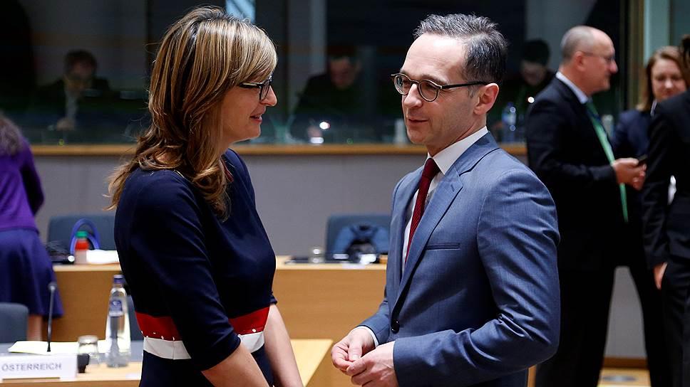 Как «российский вопрос» обсуждался на встрече глав МИД ЕС в Брюсселе
