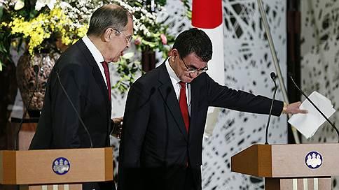 Россия и Япония встали на повороте // Отношения Москвы и Токио страдают из-за стратегического недоверия