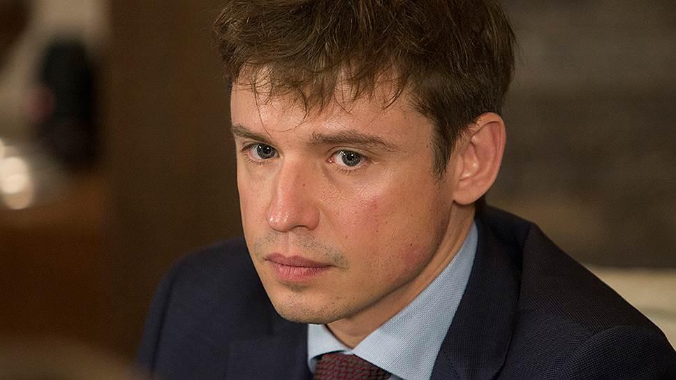 Советник главы «Ростеха» Сергея Чемезова Николай Семенов