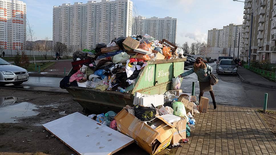 В правительстве пересчитают вред от отходов